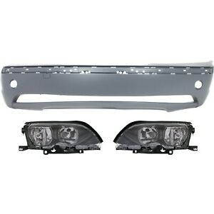 63127165772 63127165771 51117044116 New Front For 320 325 330 E46 3 Series E90