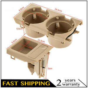 Cup Holder Fit For Bmw E46 3 Series 1998 2005 Front Center Console 51168217953