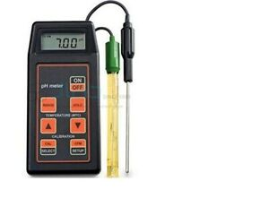 Ph Orp Meter Waterproof Portable Ph With Mv Feature For Laboratory Use