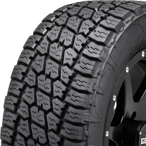 4 New Nitto Terra Grappler G2 A t Lt 285 70r17 121s dc At All Terrain Tires