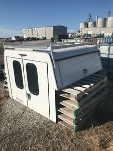Truck Bed Utility Box White Used Local Pickup Only
