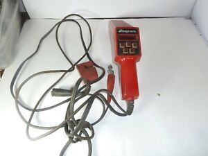 Snap On Tools Computerized Tach Advance Timing Light Model Mt1261 Diagnostic