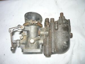 Ford Winfield Model Sr Carburetor