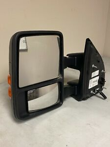2011 2016 Ford Super Duty Oem Power Heated Mirror Drivers Lh Amber Light
