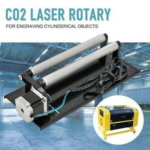 Cylinder Rotation Axis Fits Co2 Laser Engraver Cutter Engraving Machine Regular