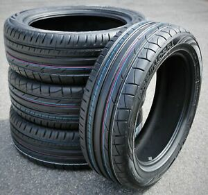 4 New Premiorri Solazo S Plus 245 40r19 94w High Performance Tires