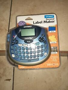 New Dymo Letratag Lt 100t Personal Label Maker Portable New Factory Sealed
