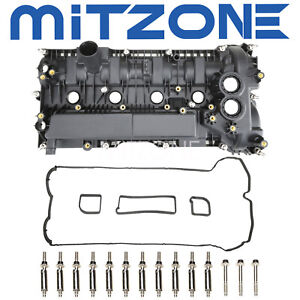 valve Cover W Gasket Bolts For 15 19 Ford Edge Explorer Mustang Lincoln Mkc