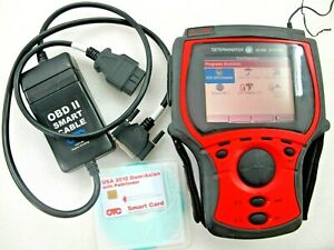 2012 Matco Determinator 5 0 Scanner Usa Asian And 2011 European With Smart Obd2