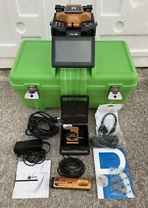 Inno View 12r Sm Mm Fiber Ribbon Fusion Splicer W V7 Cleaver Total 225 Arc