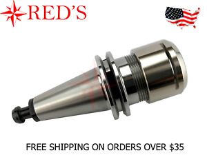 Reds Iso20 er20ms 35 Precision Collet Chuck Tool Holder G2 40k Cnc Router Nickel
