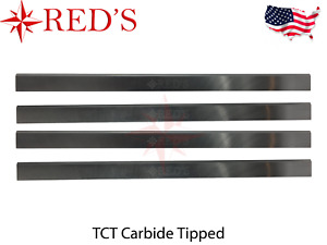 22 1 8 X 1 X 1 8 Tct Carbide Planer Jointer Knives Blades Powermatic 201