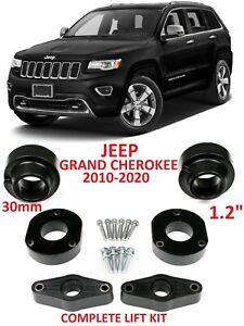 Lift Kit For Jeep Grand Cherokee Wk2 2010 2020 1 2 30mm Strut Spacers Leveling