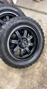 20x9 Ultra Wheels Brand New 6 Lug