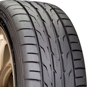Dunlop Direzza Dz102 205 55r16 91v High Performance Tire