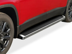 Iboard Running Boards Style Fit 18 21 Chevy Traverse