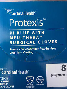 Protexis Gloves Surgical Neu Thera 50 Gloves Size 8