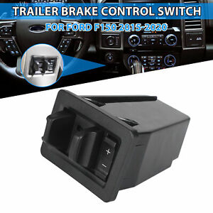 In dash Trailer Brake Controller Module For 2015 2020 F 150 Ford Oem Jl3z2c006aa