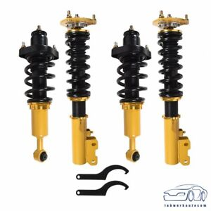 Coilovers Kit For Mitsubishi Lancer Gts Sedan 4 Door 08 16 Shock Absorbers