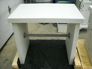 24 X 35 X 31 Tall Resin Composite Vibration Isolation Table With 2 5 Slabs