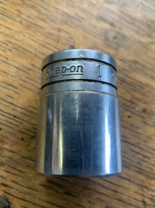Snap On Tools 3 8 Drive 1 Oil Pressure Sender Switch Socket A118