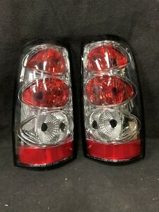 Tyc The Fast And The Furious Tail Lights For 99 02 Silverado Sierra Altezza