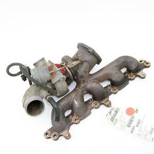 Volvo Oem Turbo Charger W exhaust Manifold 30757112 Fits S40 V50 C30 C70