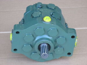 Hydraulic Pump For John Deere Jd 3150 3155 3255 3350 3640 3650 4010 4030