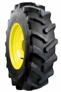 Two 11 2x24 R 1 6 Ply John Deere 750 850 Tractor Tires Wheels With Centers