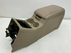 2003 2006 Oem Ford Expedition Center Console Armrest Storage s9327