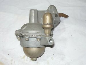 1948 To 1954 Hudson 6 8 Cylinder Fuel Pump 584s