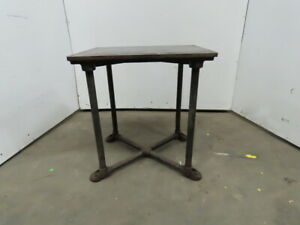 1 Thick Cast Iron Top 24 x30 3 4 x32 3 4 Welding Table Work Bench