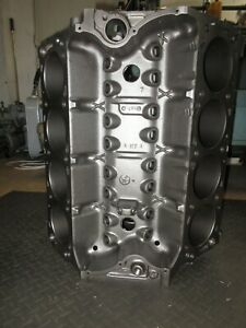 Bbf 460 Bare Engine Block Casting Number D9te ab 2 bolt Main High Nickel