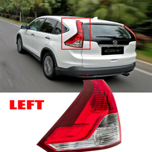 For 2012 2014 Honda Crv Cr v Left Tail Light Tail Lamp 2012 2013 2014 Us Stock