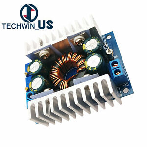 Dc dc 10a Buck Boost Converter Step Up Down Regulator Module For Led Driver