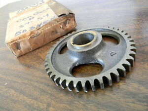 37 38 39 40 41 42 46 47 48 49 50 51 52 53 54 Pontiac 8 Nos Camshaft Timing Gear