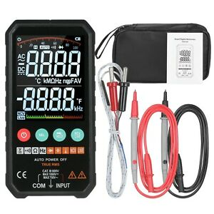 Smart Digital Multimeter Mini Portable Pocket size New Generation