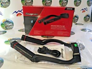 New Snap On 2021 Hands Free Rechargeable Neck Light Echdc038 250 Lumen Black