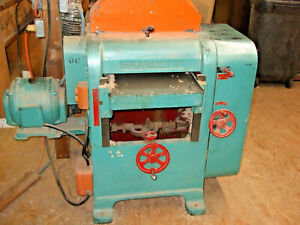 Powermatic Planer E 16 3hp 220 V 3 Ph Phase Converter Dust Collector Xtras