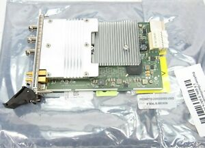 National Instruments Pxie 5162 5 Gs s Pxi Express 2 channel Oscilloscope Unit