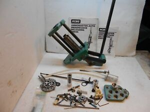 RCBS ammo master auto progressive or single stage reloading press $590.00