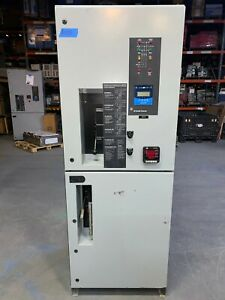New Ge Zenith 400 Amp Ats Automatic Transfer Switch 3p 4w 480v 277v Flaw