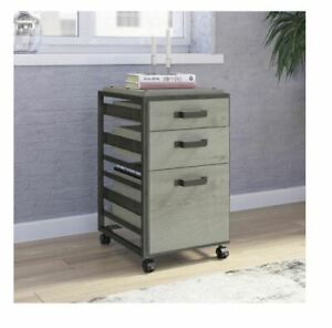 Carbon Loft 3 Drawer Mobile File Cabinet Off White Storage Cheap Durable Office
