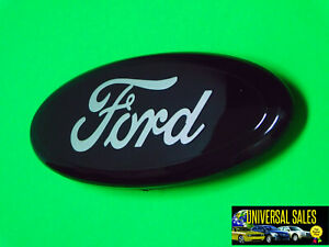 Pair Truck Ford F150 Ranger Oval Emblems Badges Grille Tailgate New 9 X 3 5