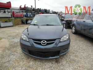 Trunk Hatch Tailgate Hatchback L Turbo Speed3 Spoiler Fits 07 09 Mazda 3 860533