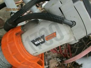Used Warn Works 1700 Power Truck Winch Never Used Unit After Building Her Stand