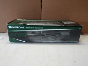 New RCBS Trim Pro 2 Power Case Trimmer Kit #90367 New Fast Shipping $499.99