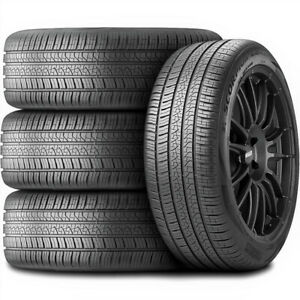 4 Pirelli Scorpion Zero All Season 275 45r20 110h Xl Performance Run Flat Tires
