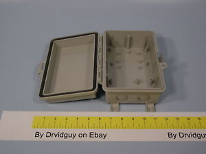 Intermatic Type 3 Outdoor Enclosure For Outdoor Electric Timer