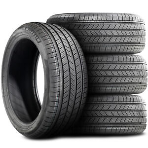 4 New Michelin Primacy A s 225 65r17 102h dt A s All Season Tires